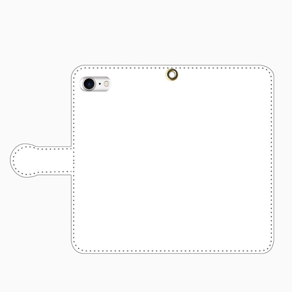 オリジナルiPhone手帳型スマホケース