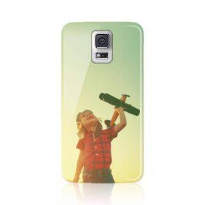 Galaxy S5(SC-04F/SCL23)<br/>ケース 全面印刷(コート素材)