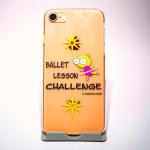 iPhone8<br/>クリアケース(表面のみ印刷)