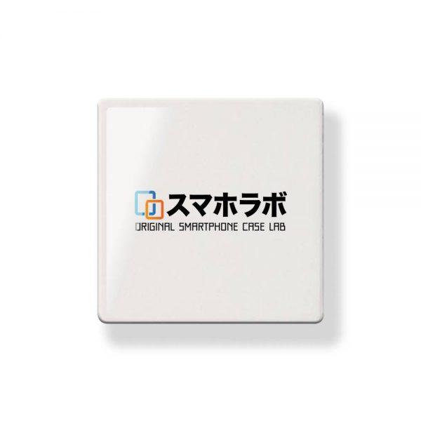 白雲石コースター 四角型