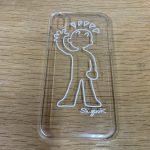 iPhoneXR<br/>クリアケース(表面のみ印刷)