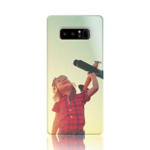 Galaxy Note8<br/>(表面のみ印刷)白