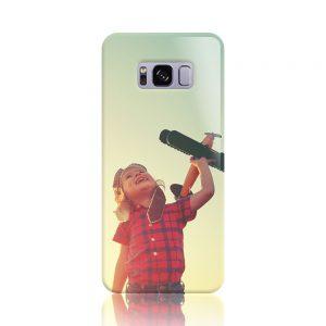 Galaxy S8(SC-02J)<br/>(表面のみ印刷)白
