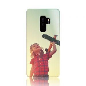 Galaxy S9+(SC-03K)<br/>ケース全面印刷(コート素材)