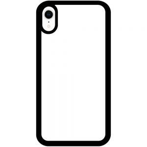 iPhoneXR<br/>プリントパネルラバーケース