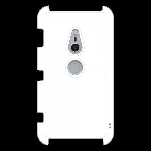 Xperia XZ2(SO-03K)<br/>ケース (コート) (全面印刷)