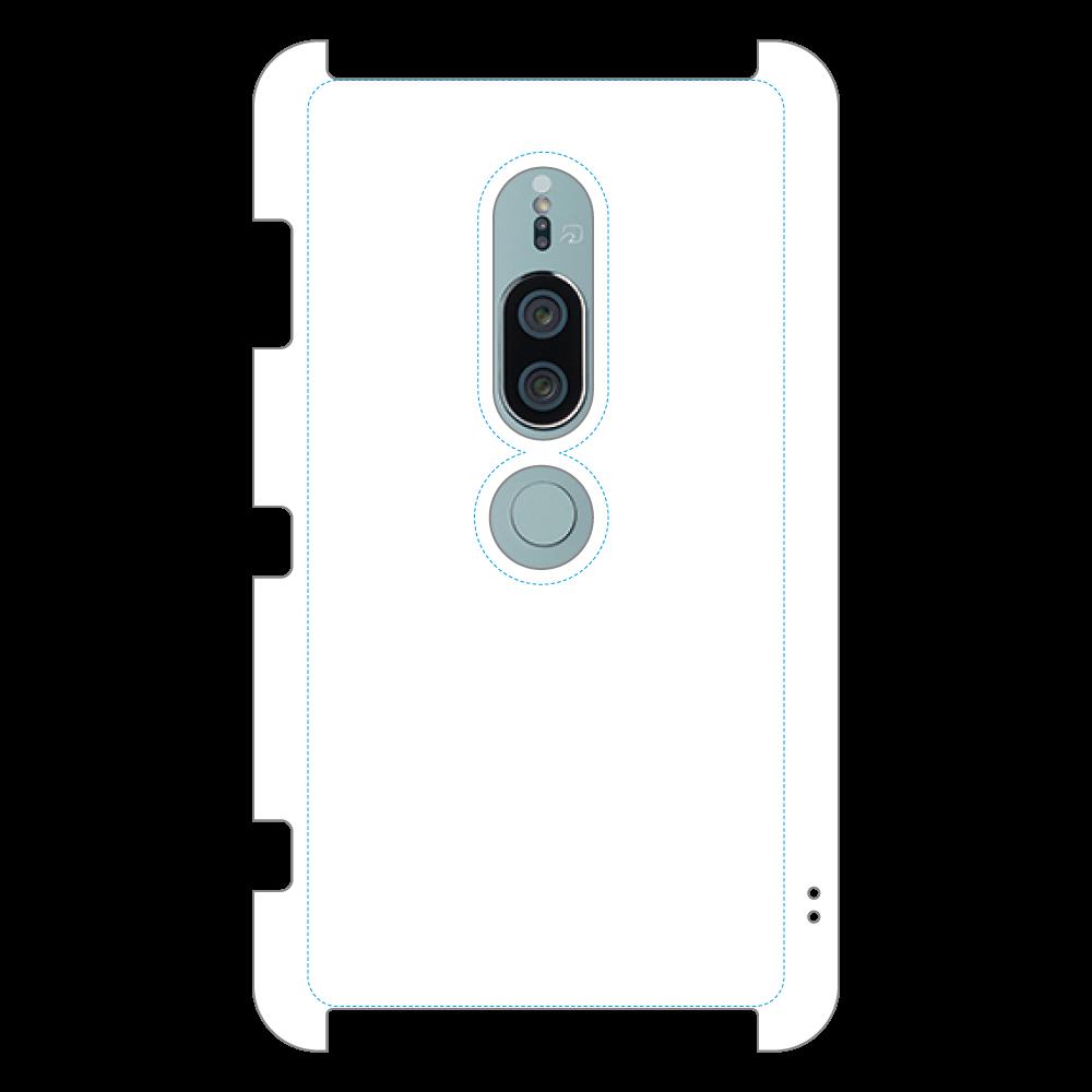 オリジナルXperia XZ2 Premium(SO-04K)ケース 全面印刷(コート素材)