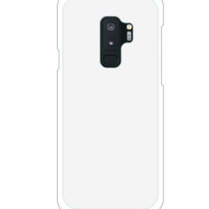 Galaxy S9+ (SC-03K/SCV39)<br/>表面のみ印刷白