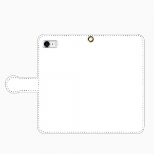iPhone8<br/>手帳型スマホケース