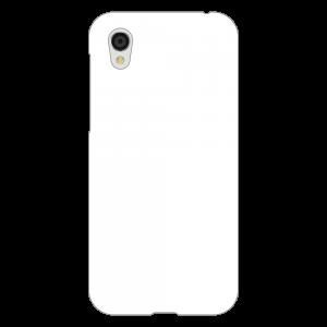 AQUOS sense2<br/>(SH-01L/SHV43/SH-M08/Android One S5)<br/>(表面のみ印刷)白