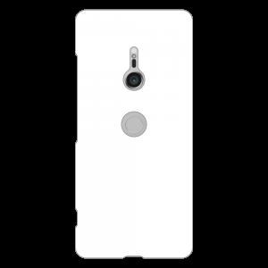 Xperia XZ3(SO-01L/SOV39/801SO)<br/>(表面のみ印刷)白