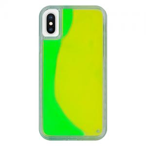 iPhoneX/XS<br/>ネオンサンドケース