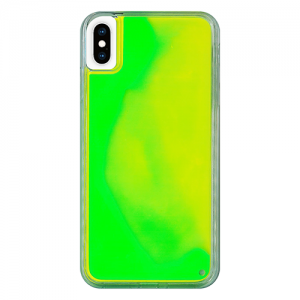 iPhoneXsMax<br/>ネオンサンドケース