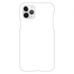 iPhone11Pro<br/>白ケース(表面のみ印刷)