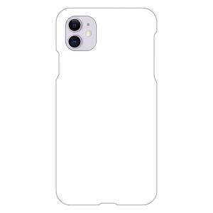 iPhone11<br/>白ケース(表面のみ印刷)
