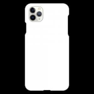 iPhone11ProMax<br/>白ケース(表面のみ印刷)