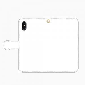 iPhoneXSMax<br/>手帳型スマホケース
