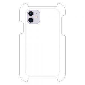 iPhone11<br/>ケース全面印刷(コート素材)