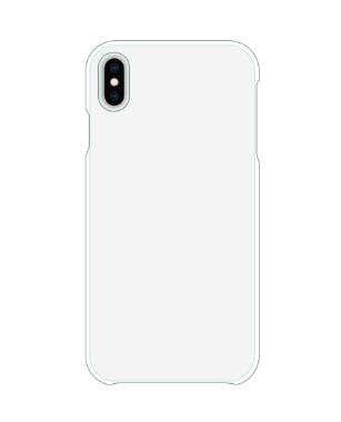 iPhone白ケース