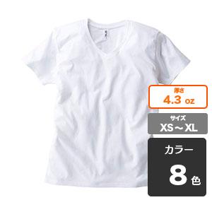 スリムフィット VネックTシャツ