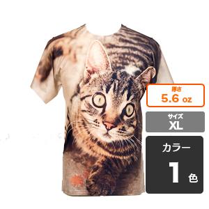 フルグラフィックTシャツ(XL)