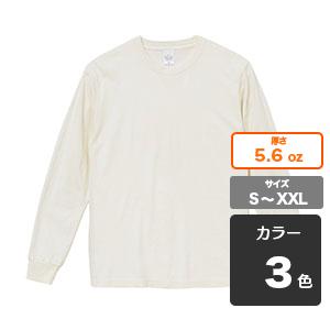 ピグメントダイ ロングスリーブTシャツ