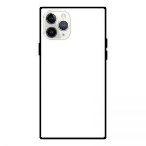 iPhone11Pro<br />スクエア型 強化ガラスケース