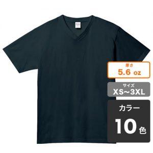ヘビーウェイトVネックTシャツ