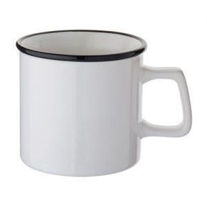 陶器マグ ラウンドリップ