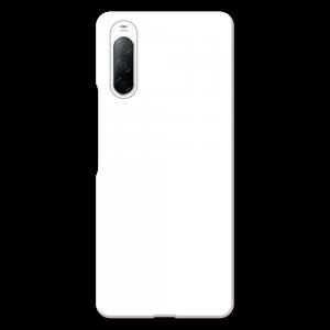 Xperia 10 II (SO-41A/SOV43/Y!mobile)<br>(表面のみ印刷)白