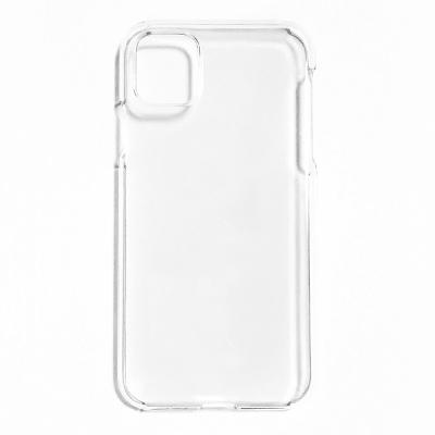 オリジナルiPhone SE2(第2世代・2020) クリアケース(表面のみ印刷)