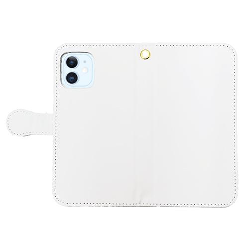 オリジナルiPhone12/12pro手帳型スマホケース
