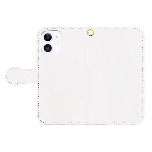 オリジナルiPhone 12 mini手帳型スマホケース
