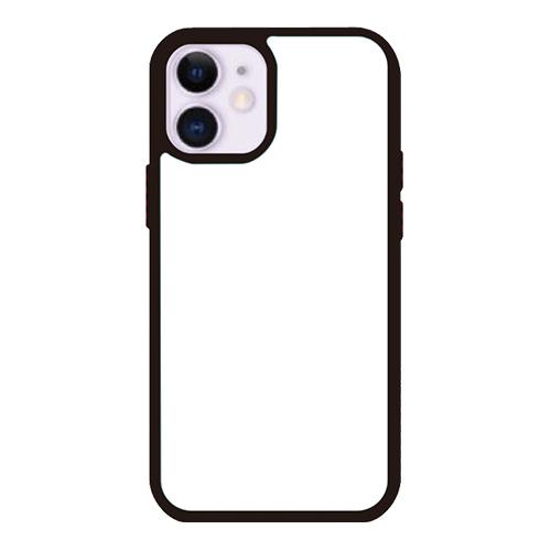 オリジナルiPhone12miniプリントパネルラバーケース