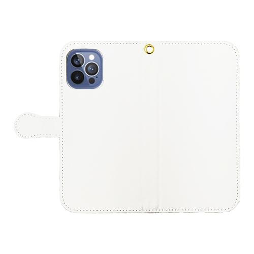 オリジナルiPhone 12 Pro Max手帳型スマホケース
