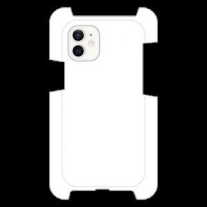 iPhone12 mini<br>ケース全面印刷(コート素材)